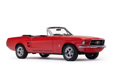 1967 Ford Mustang V8 Convertible