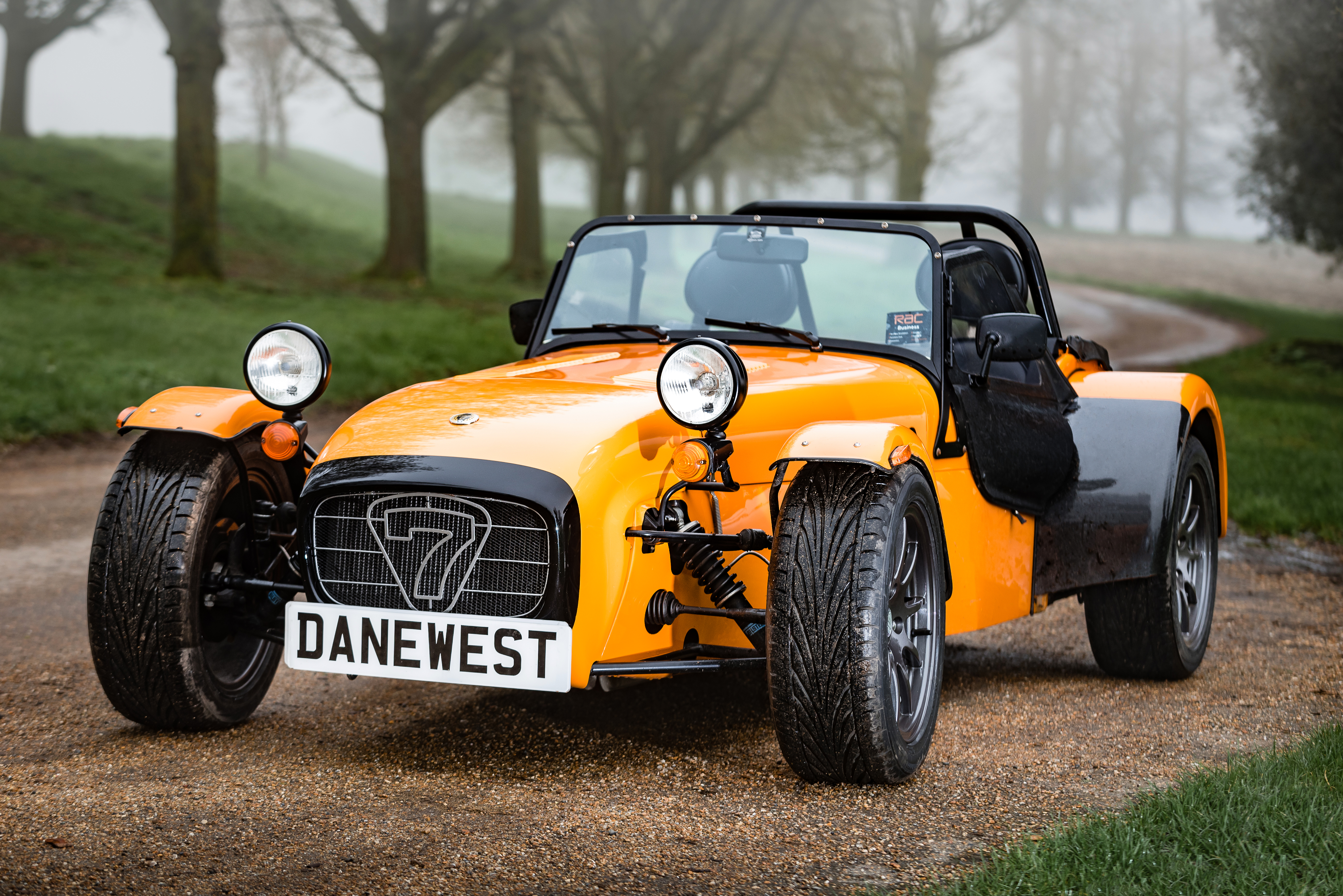 1998 Caterham Super seven