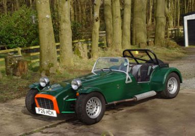1997 Caterham Super Seven