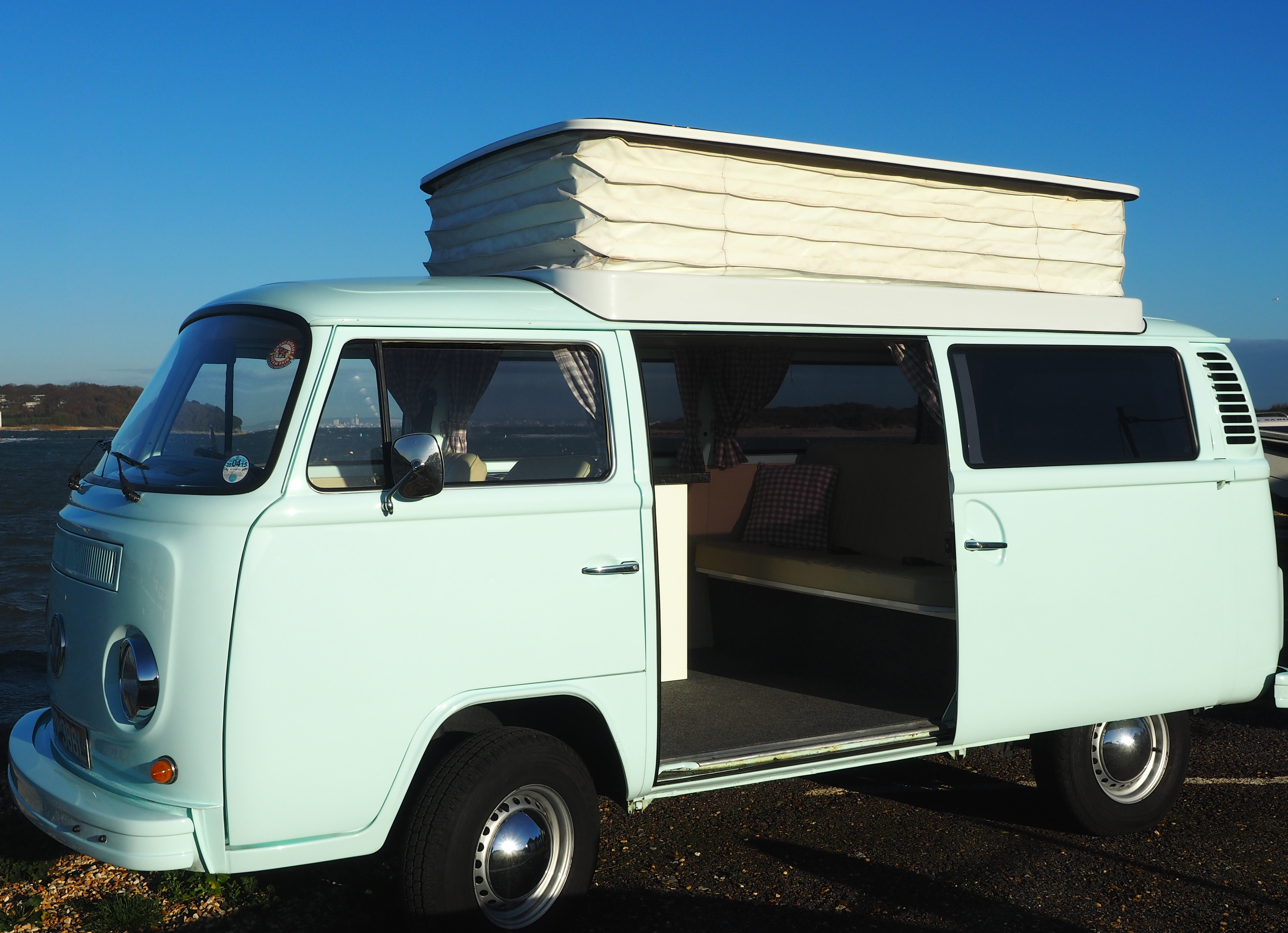 1973 VW Type 2 Bay ZEBBY