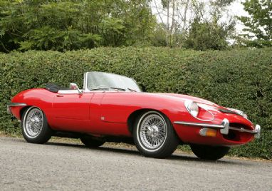 1969 Jaguar E-Type - Roadster