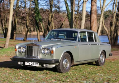 1980 Rolls Royce Silver Shadow 2