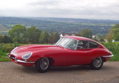 1964 Jaguar E-Type SI